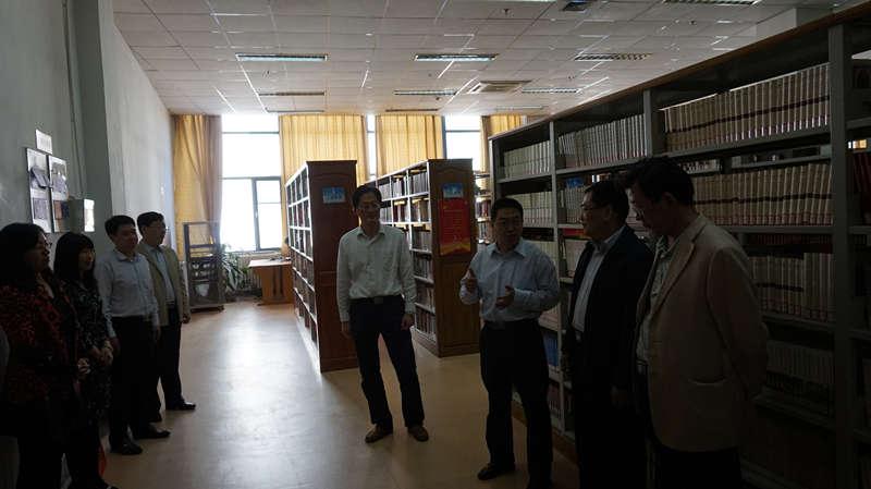 青岛科技大学图书馆